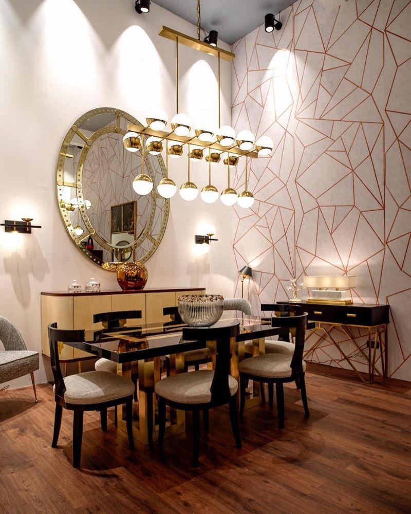 Luxury Console Tables at Salone del Mobile 2019 salone del mobile Luxury Console Tables at Salone del Mobile 2019 badari