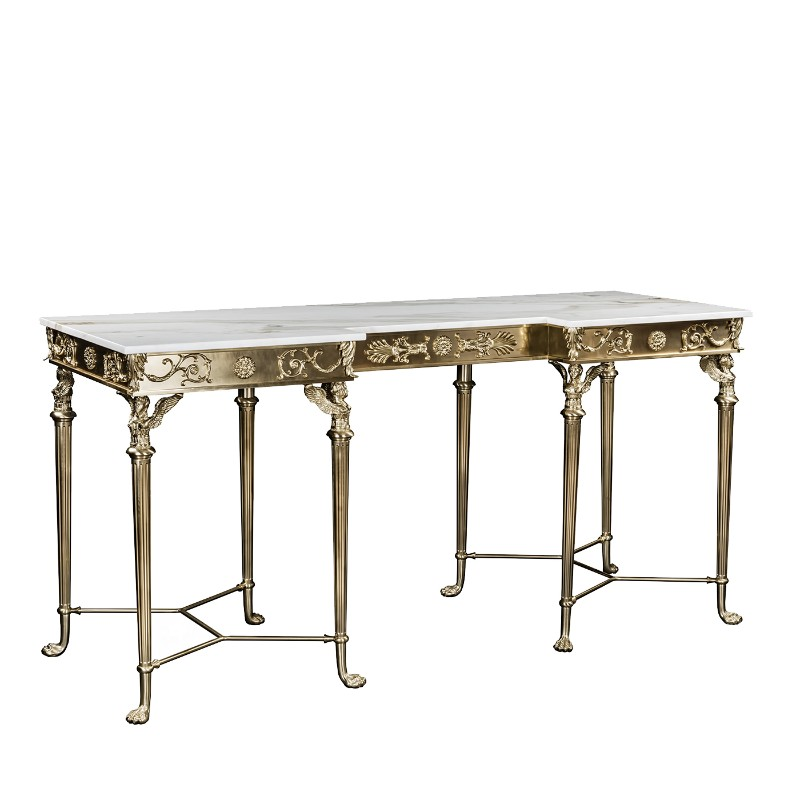 The Most Expensive And Iconic Console Tables In Artemest console table The Most Expensive And Iconic Console Tables In Artemest badari1