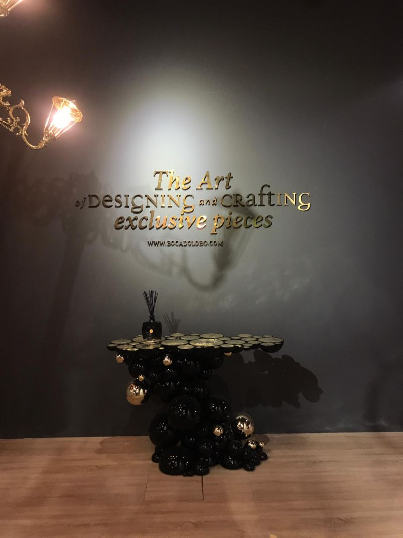 Luxury Console Tables at Salone del Mobile 2019 salone del mobile Luxury Console Tables at Salone del Mobile 2019 boca