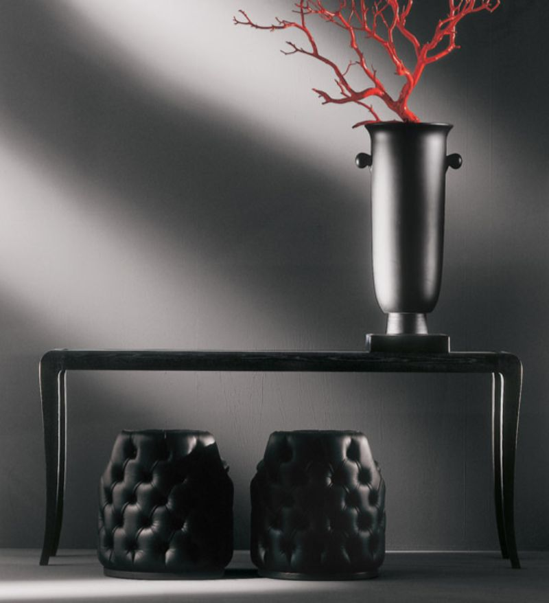 black console tables Black Console Tables that You Will Love fratelli