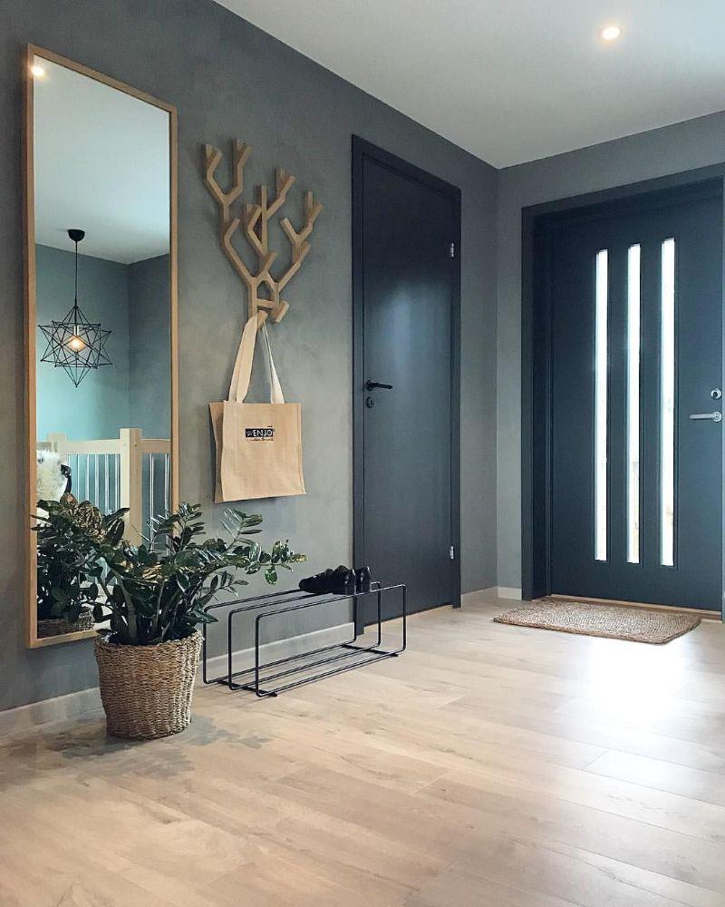 entryway ideas Entryway Ideas to Impress You hooks