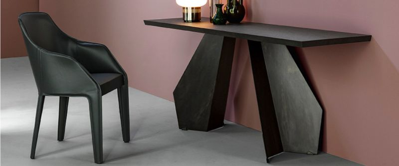 black console tables black console tables Black Console Tables that You Will Love origami consolle 01 1