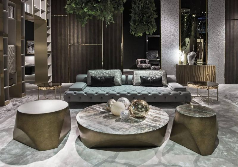 Luxury Console Tables at Salone del Mobile 2019 salone del mobile Luxury Console Tables at Salone del Mobile 2019 roberto cavalli 2