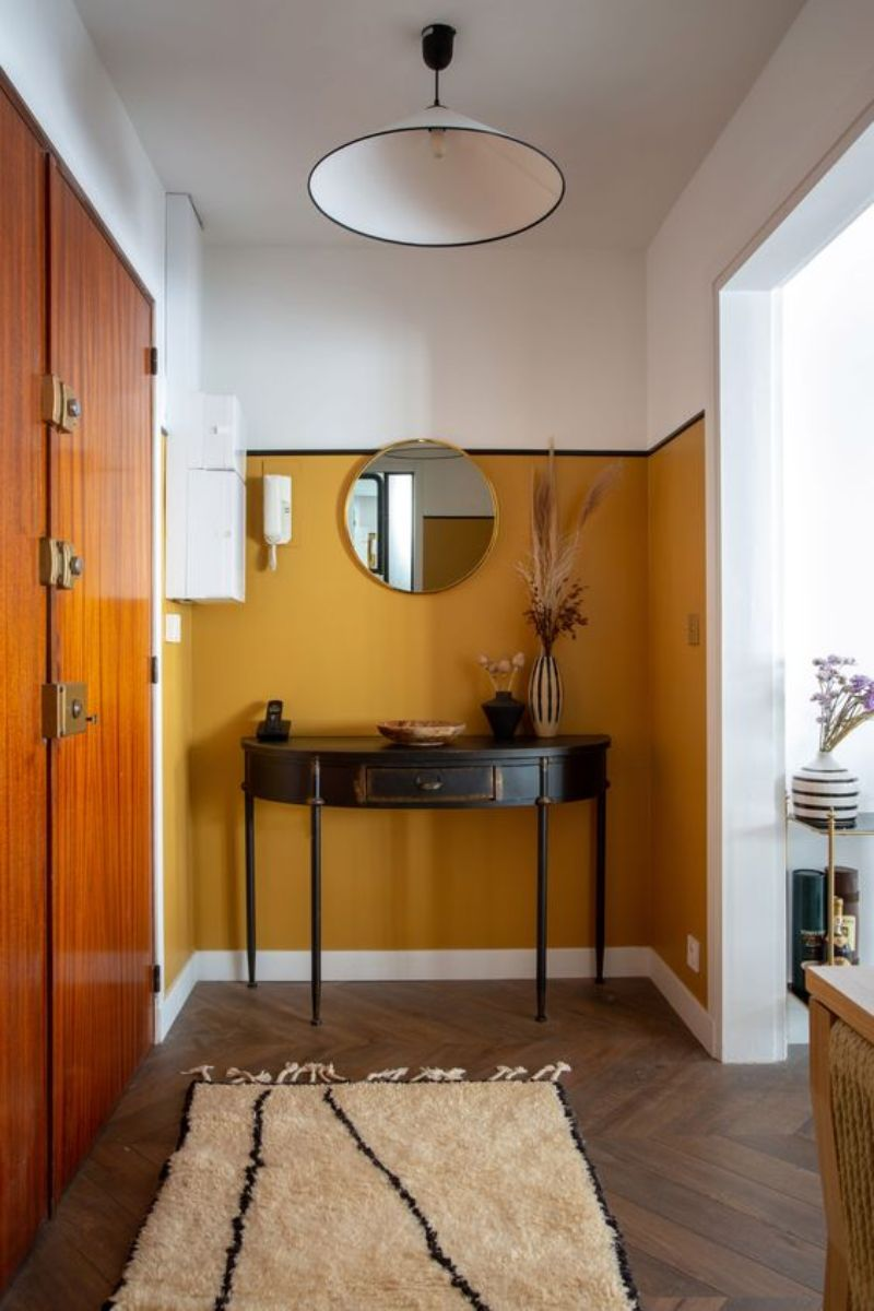entryway Color Ideas for Your Modern Entryway yellow