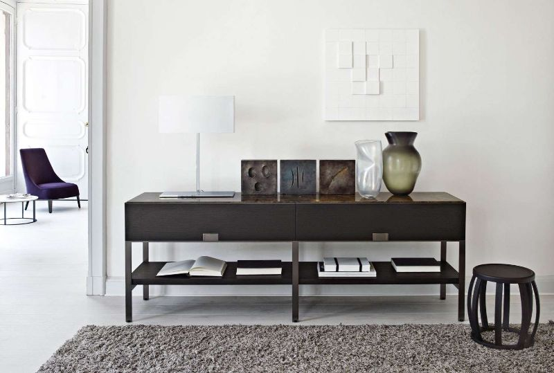 wooden console tables wooden console tables Wooden Console Tables by Top Furniture Designers and Brands BB Italia
