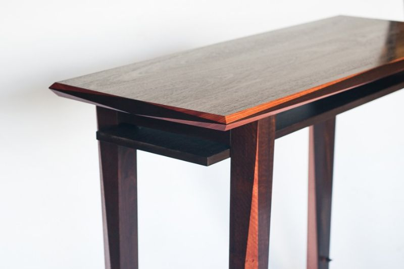 Bungendore Wood Works Gallery - Console Tables By David MacLaren console tables Bungendore Wood Works Gallery – Console Tables By David Mac Laren MacLaren KitchenBench Jarrah 05