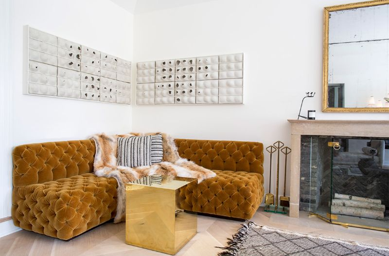 living room furniture Trendy Colors for Living Room Furniture NateBerkus Seattle home2
