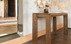 wooden console tables Wooden Console Tables by Top Furniture Designers and Brands calligaris 240x150