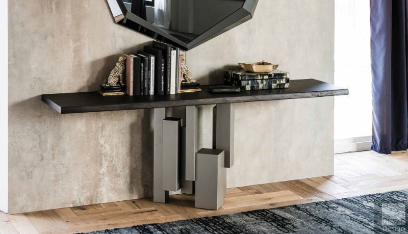 modern console table Modern Console Table Designs to Inspire You cattelan italia 1