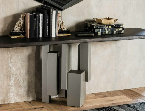 modern console table Modern Console Table Designs to Inspire You cattelan italia 600x460