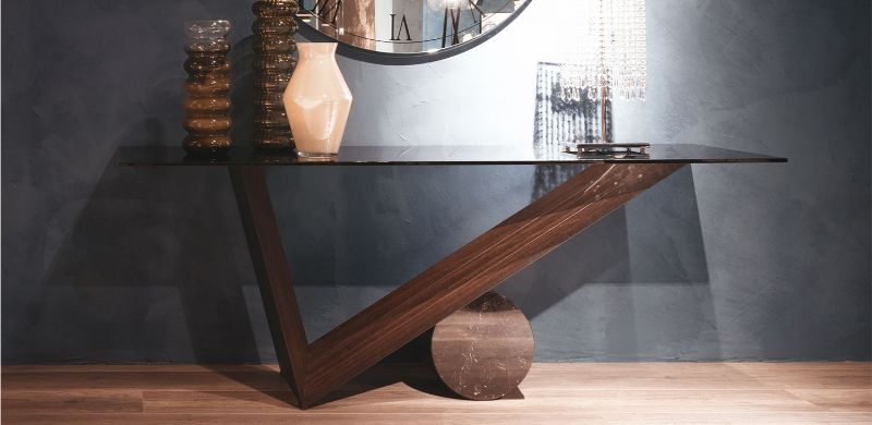 wooden console tables Wooden Console Tables by Top Furniture Designers and Brands cattelan2
