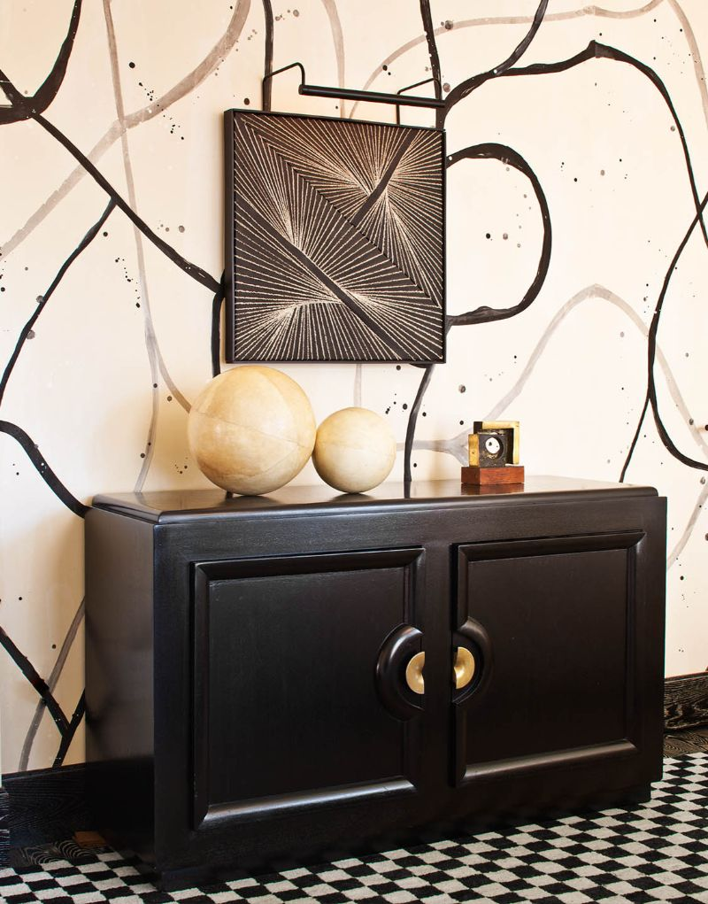 entryway ideas Entryway Ideas by Top Interior Designers kelly wearstler 2