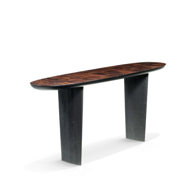 wooden console tables Wooden Console Tables by Top Furniture Designers and Brands roche bobois
