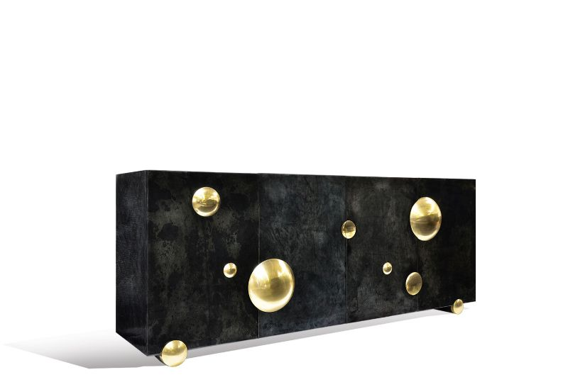 modern console table Modern Console Table Designs to Inspire You scala luxury