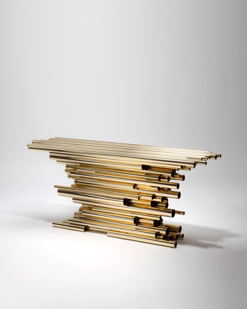 console table Unique Console Table Designs by Herve van der Straeten 1b