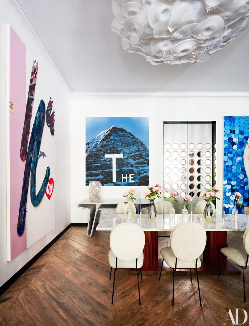 Greenwich Village Townhouse: Art in Paradise by Ingrao art Greenwich Village Townhouse: Art in Paradise by Ingrao AD120118 ingrao 02 lr 1