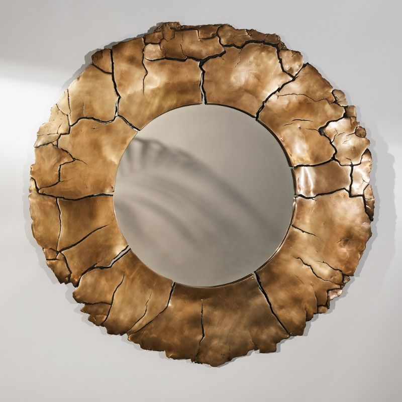 modern mirror Modern Mirror Designs that Will Go Well with Your Console Table erwan boulloud