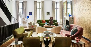 art Greenwich Village Townhouse: Art in Paradise by Ingrao featured 1 370x190