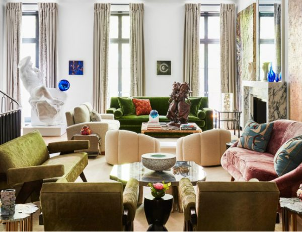 art Greenwich Village Townhouse: Art in Paradise by Ingrao featured 1 600x460