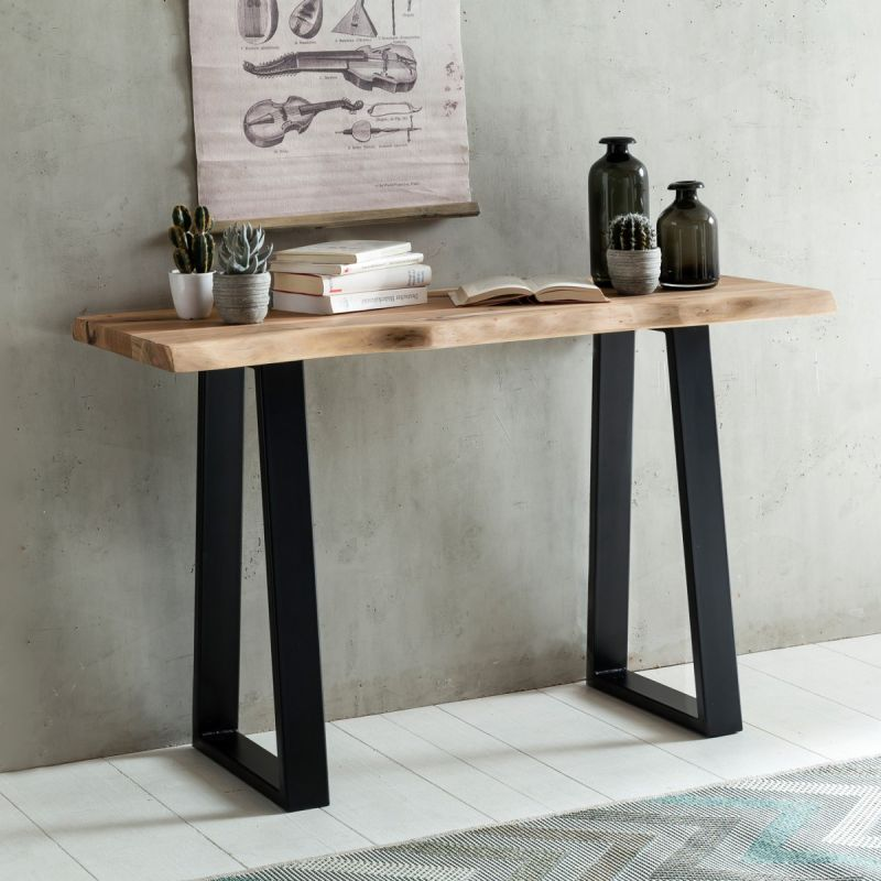 console table Wooden Console Table Designs to Breathe in Nature into the Living Room gaya tomor akacfa konzolasztal wl1 829 91b76616ff849ba93e6c7f42b77bdba9