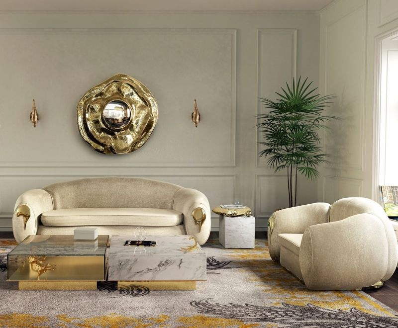 living room design living room design Get Inspired by Top Living Room Design Trends gold2