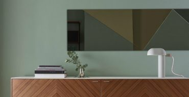 modern mirror Modern Mirror Designs that Will Go Well with Your Console Table ligne roset 1 370x190