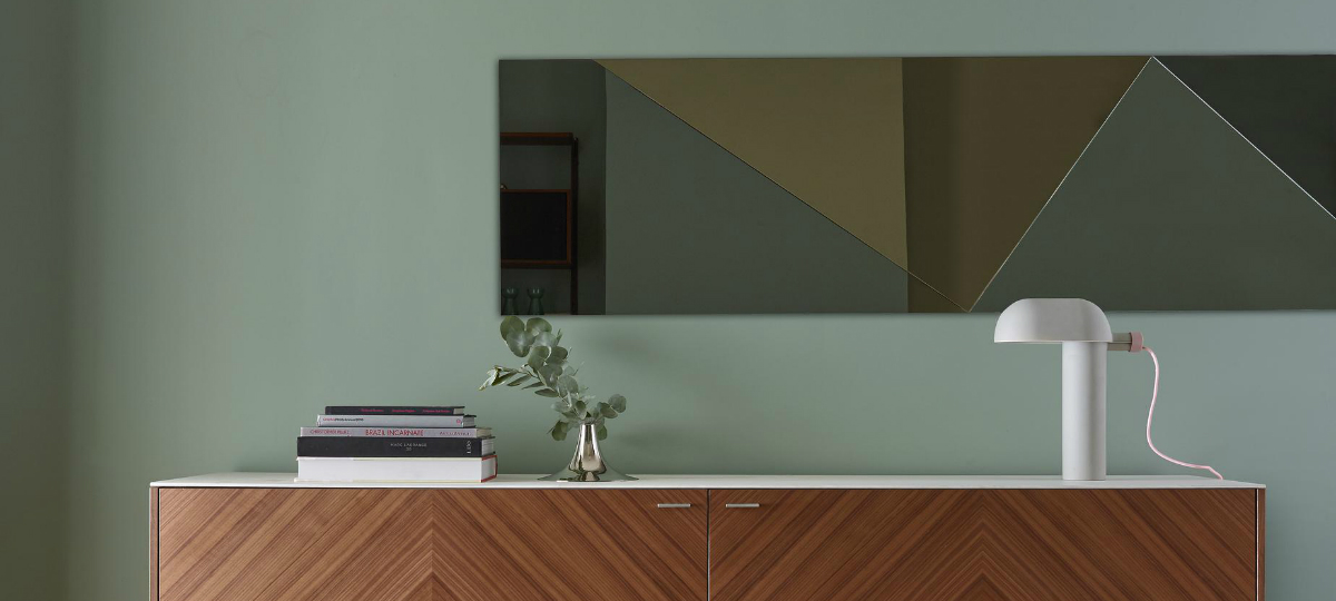 modern mirror Modern Mirror Designs that Will Go Well with Your Console Table ligne roset 1