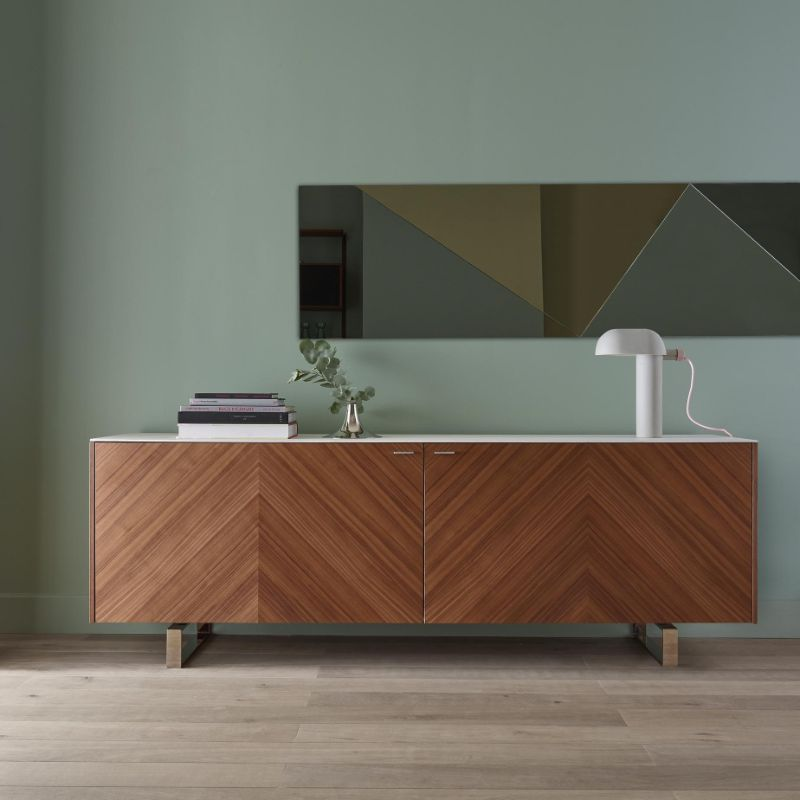 modern mirror Modern Mirror Designs that Will Go Well with Your Console Table ligne roset 2