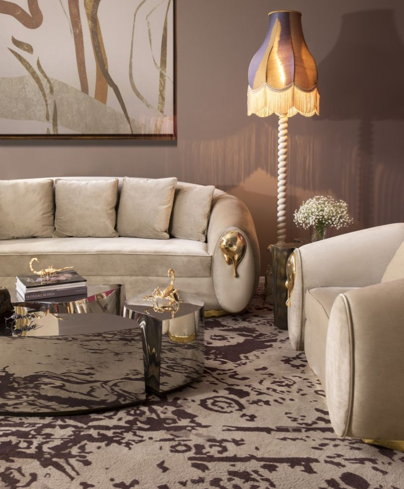 living room design Get Inspired by Top Living Room Design Trends new vintage2