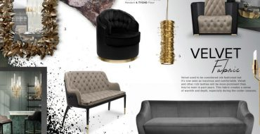 living room design Get Inspired by Top Living Room Design Trends velvet 370x190