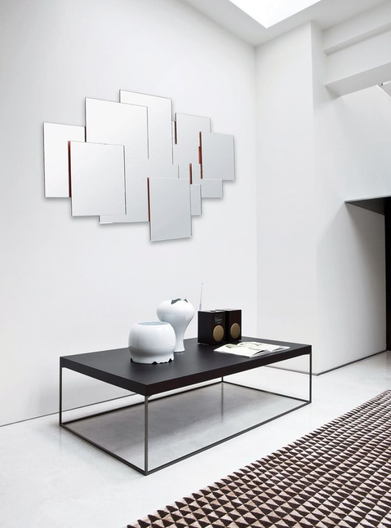 modern mirror Modern Mirror Designs that Will Go Well with Your Console Table zanotta