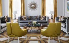 living room interior Exquisite Entryway and Living Room Interior Designs by Greg Natale ALFORDS POINT HOUSE 240x150