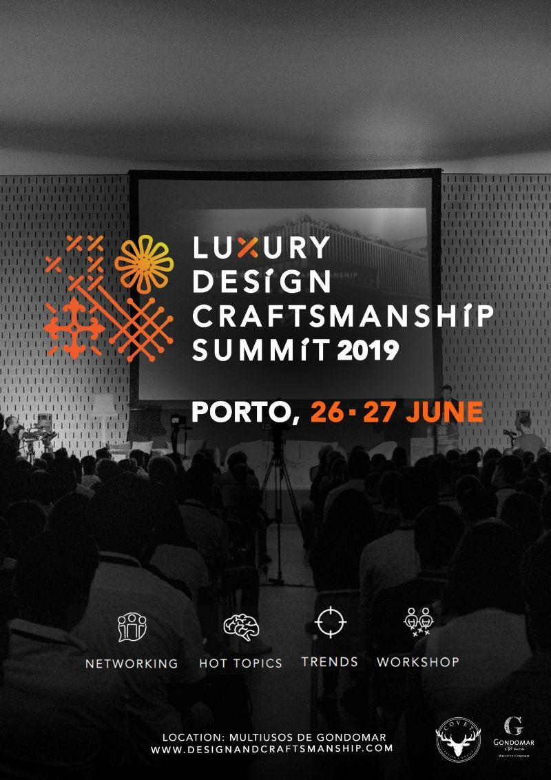 luxury design luxury design Discover the Highlights from Luxury Design and Craftsmanship Summit Celebrating Craftsmanship The Luxury DesignCraftsmanship Summit 2019 2