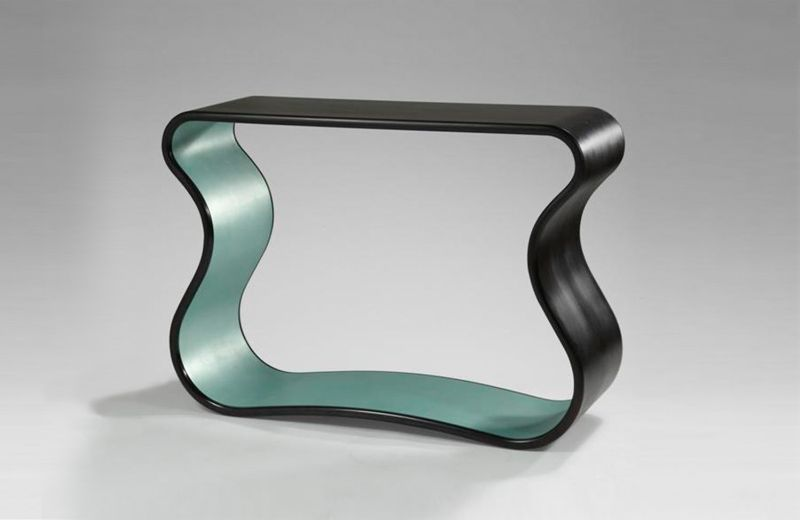 modern console Modern Console Designs to Refresh Your Interior ConsoleTwoColour2012