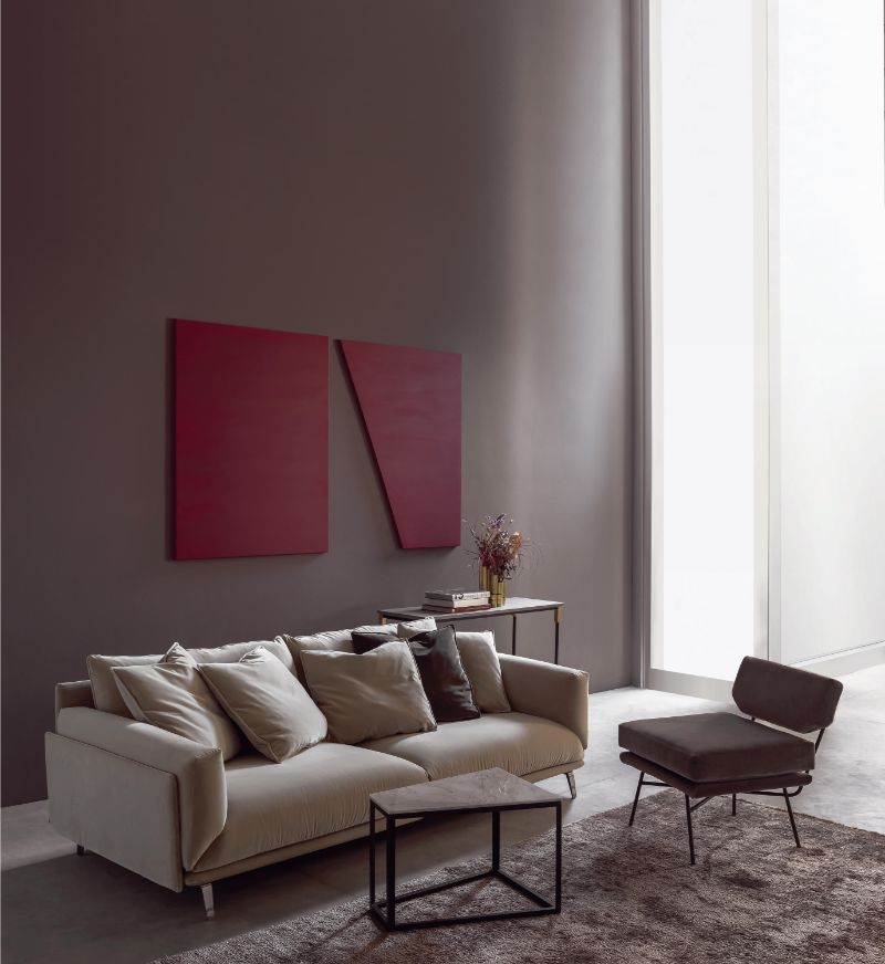 contemporary sofa Contemporary Sofa Designs that Will Match Your Modern Console arflex