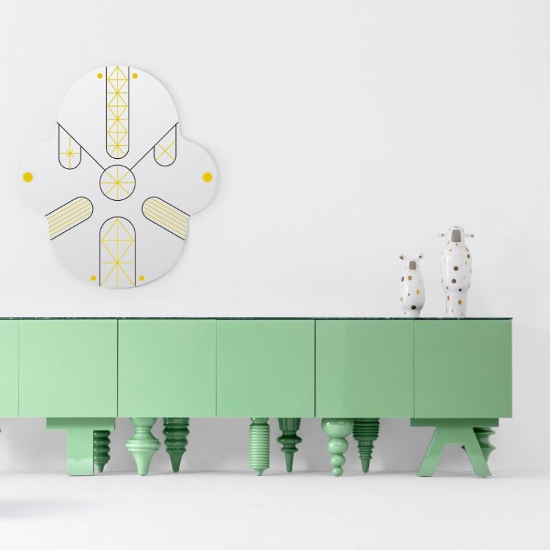 home decor Home Decor Ideas to Match Your Modern Console Table bd barcelona1