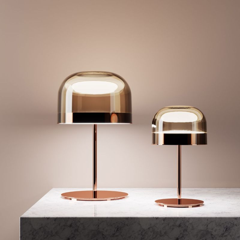 table lamp Elegant Table Lamp Ideas to Match Your Modern Console fontana arte2