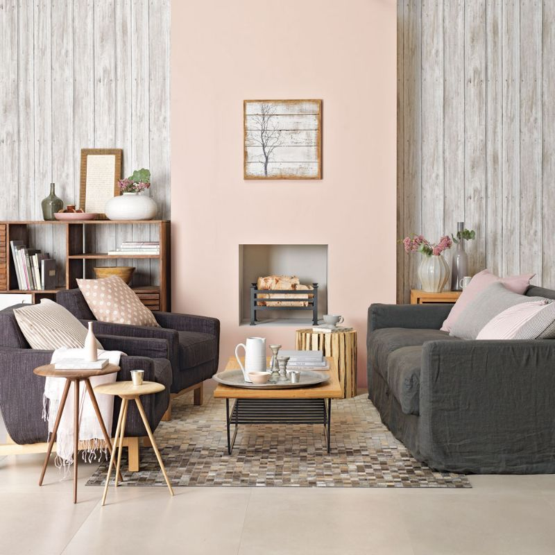 living room living room Get Inspired by Summer Trends for Your Living Room Design pink
