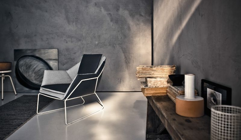 modern armchair Modern Armchair Designs that Will Look Great with Your Elegant Console saba italia 1