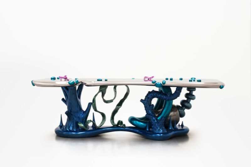 Mattia Bonetti's Exquisite Console Table Design mattia bonetti Mattia Bonetti's Exquisite Console Table Design Mattia Bonettis Exquisite Console Table Design 3