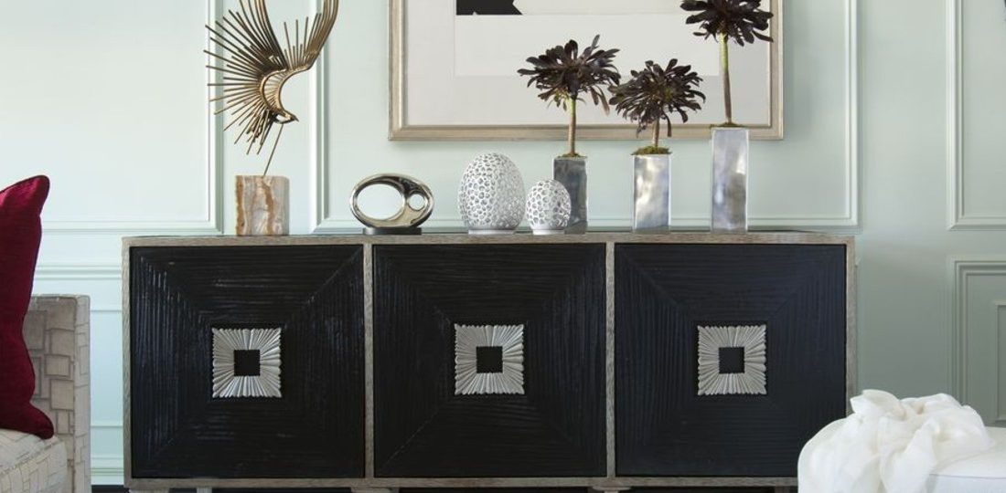 modern console tables Modern Console Tables How To Decorate Your Console Table FT 1100x540