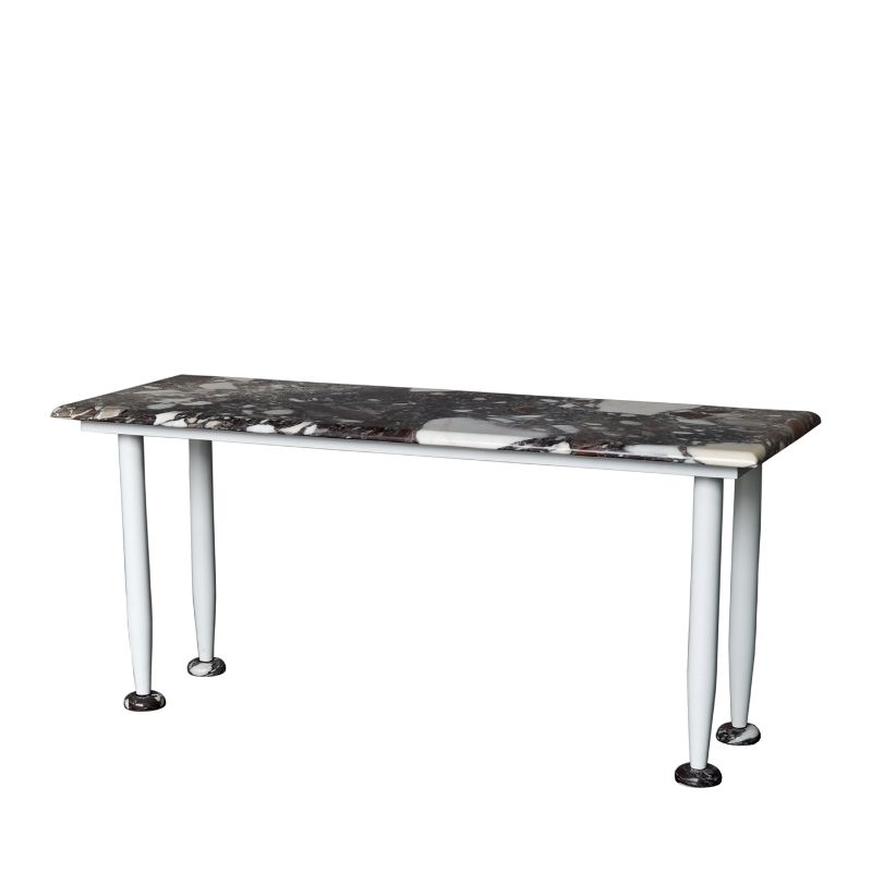 Marble Design Console Tables To Compliment Your Entryway (13)