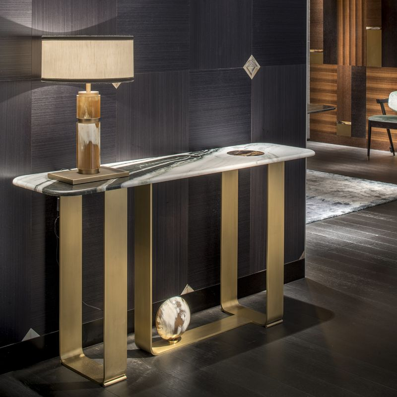 Marble Design Console Tables To Compliment Your Entryway (3)