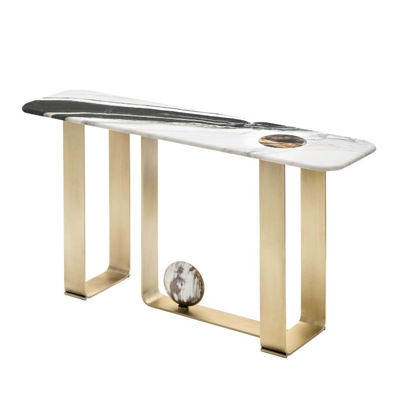 Marble Design Console Tables To Compliment Your Entryway (4)